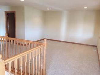 2nd floor family room of 2025 Hunters Ridge Dr.