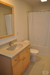 Lower Bathroom of 1004 S 10th Place