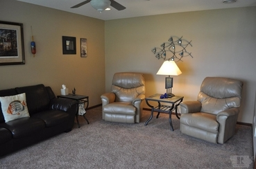 Living Room of 2229 245th Street