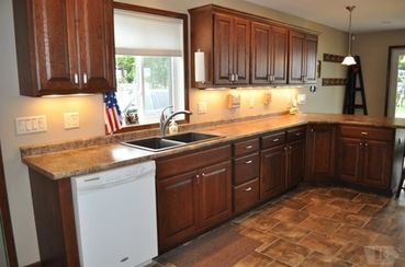 Kitchen of 2229 245th Street