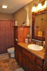 Bathroom of 505 Pine Brooke Dr