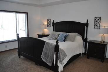 Master Bedroom of 505 Pine Brooke Dr