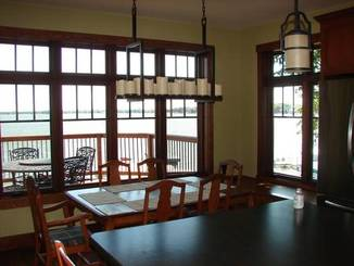 Dining Room of 5616 Lakeview Drive