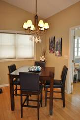 Dining Area of 6 Wedgewood Ct