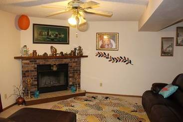 Lower Level Family Room of 20 Granite Ct