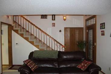 Open Staircase of 20 Granite Ct