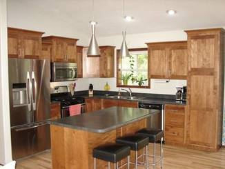 Kitchen of 606 Pine Brooke Dr