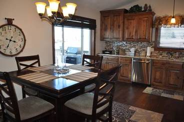 Dining Area of 28 E Venetian Dr
