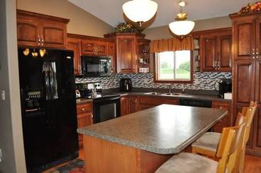 Kitchen of 500 Pine Brooke Dr