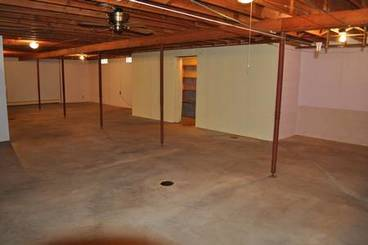 Basement of 916 Main Ave