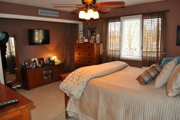 Master Bedroom of 1416 W 6th Avenue N