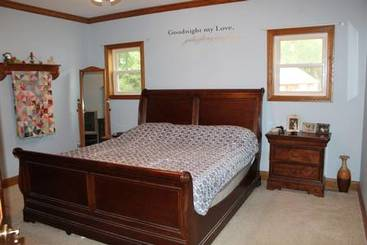 Master Suite of 1645 100th Street