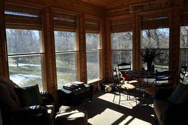 Sunroom of 32 Venetian Dr