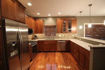 Kitchen of 2035 Country Club Drive